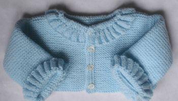 Jersey de primera puesta en azul bebé