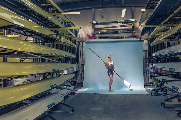 Vicky Thornley - Rowing