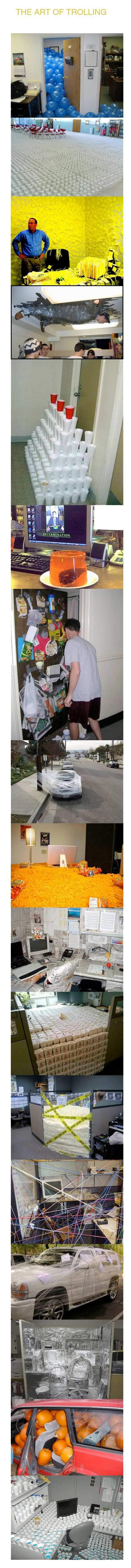 """I didn't know that you could call a prank """"trolling"""" till my friend told me the other day lol xD"""