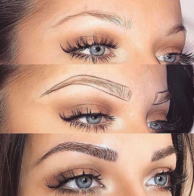 pinterest: ash02x👸🏼 | Eyebrow makeup, Eyebrow makeup tips ...