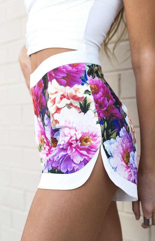 Botanic Shorts