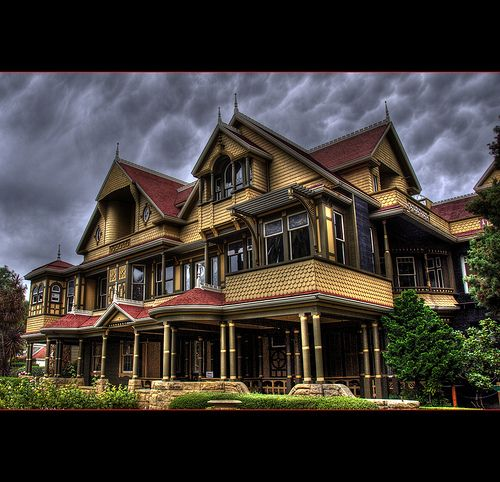 134 Best Winchester Mansion Images On Pinterest