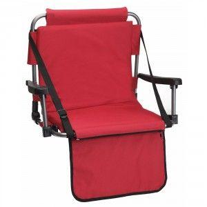 stadium cushion seat