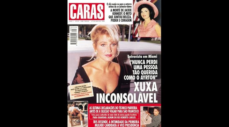 La vida de Xuxa en 20 portadas inolvidables | Foto galeria 7 de 20 | El Comercio Peru