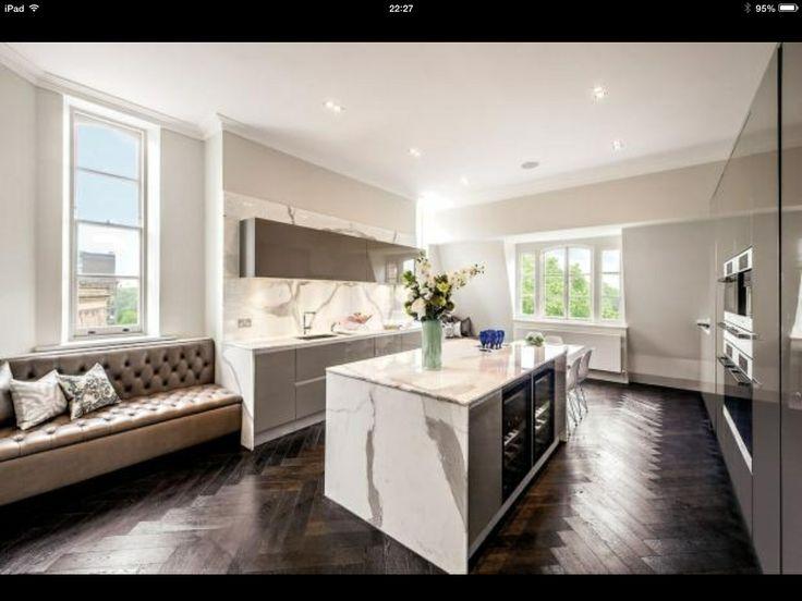 Best Kitchen Images On Pinterest Kitchen Ideas Contemporary - Grey kitchen units sale