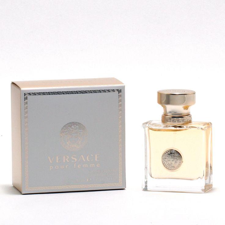 Versace Pour Femme -Eau De Parfum Spray