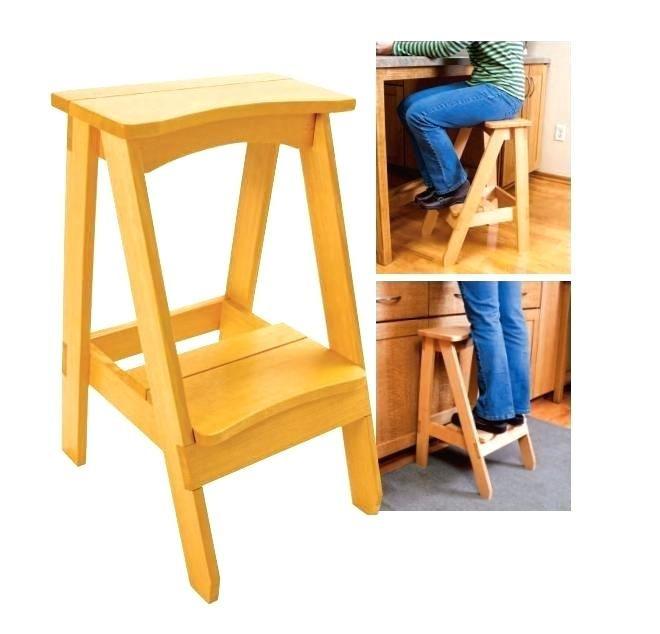 Brilliant Step Stool For Kitchen Interior Kitchen Step Stool For Machost Co Dining Chair Design Ideas Machostcouk
