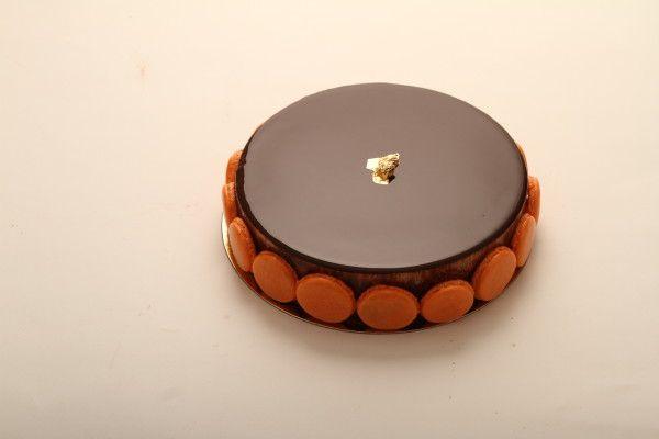 ENTREMETS CHOCOLAT-BANANE - Côté Desserts