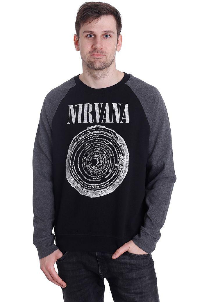 Order Nirvana - Vestibule Black/Charcoal - Sweater by Nirvana for £34.99 (9/27/2017) at Impericon UK.