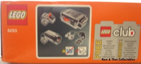 Unopened LEGO 8293 Power Functions Battery 4517455
