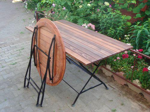 Металлический столик для дачи своими руками