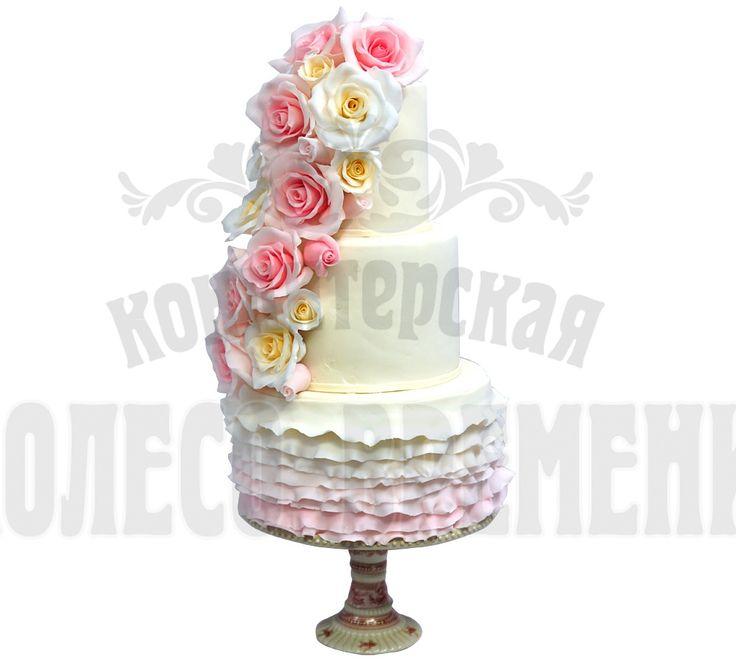 Свадебный торт на заказ в южном округе