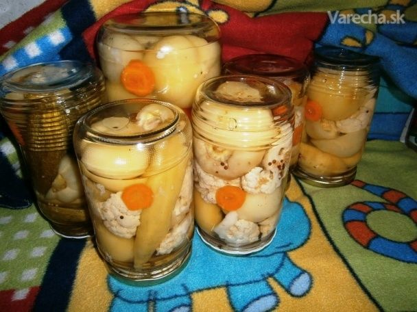 Alma paprika plnená kapustou (fotorecept) - Recept