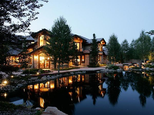 Willow Ranch - Gorgeous!Cabin, Dreams Home, Lakes House, Mountain, Parks Cities, Dreams House, Real Estate, Places, Ponds Waterfall