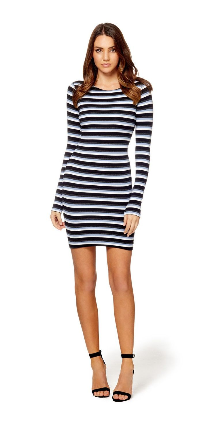 Stripe Bonita Dress