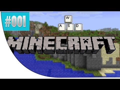How to Play Minecraft - Part 1 - Controls | PC - YouTube