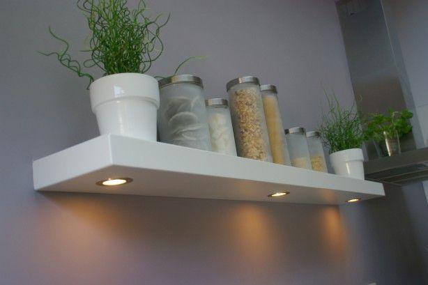 ... Keuken wandplank over bovenkastjes op kasten keukens en keukenkasten