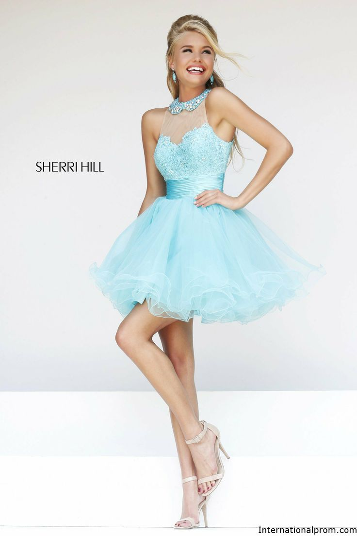 Prom Dresses with Collar | Dress images