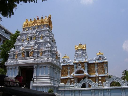Tirupati Photos | ISKCON Lord Krishna Temple Photos | Tirupati Attractions | Tirupati Pictures