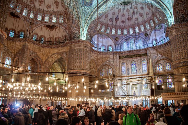 Sultan Ahmed Mosque (The Blue Mosque), Istanbul - Isma Monfort