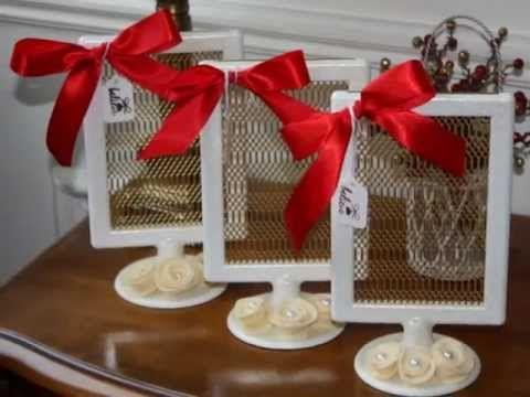 Christmas Craft Fair Ideas - YouTube