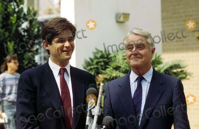 William Smith and Sargent Shriver