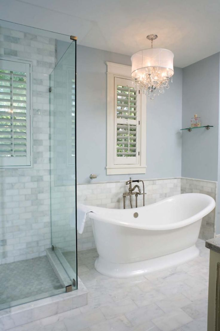 25 best ideas about spa bathroom design on pinterest for Free standing bathroom ideas