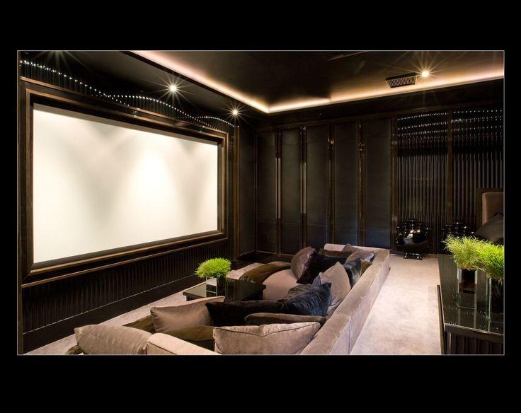 Cinema Room 130 best design || cinema room images on pinterest | cinema room