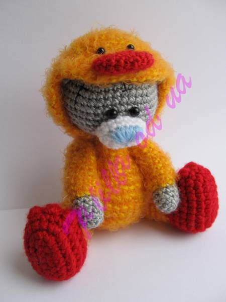 Amigurumi To Go Teddy Bear : 1000+ images about amigurami love/see crochet on Pinterest