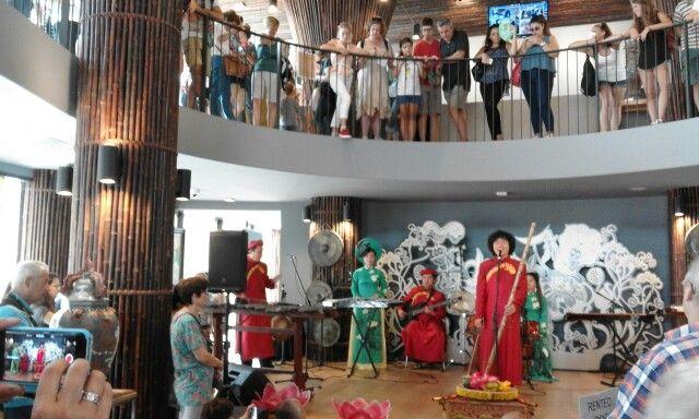 Expo Milano 15: Padiglione Vietnam