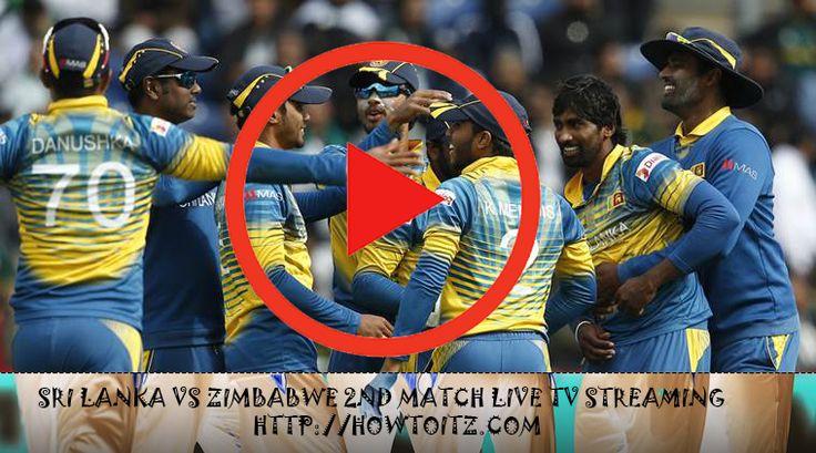 Sri Lanka vs Zimbabwe 2nd ODI Live Cricket Score, SL v ZIM Live Streaming & TV Channel 2018. Tri-Series 2018 second One-Day International (ODI) match between Zimbabwe v Sri Lanka on January 17