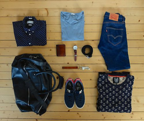 48 Hours Weekend Trip. Enjoying the last days of beach and summer, feeling inspired by the ocean colours and elements. Bag: Arctander Jeans: Levis 520 T-Shirt: Filippa K Shirt: These Glory...