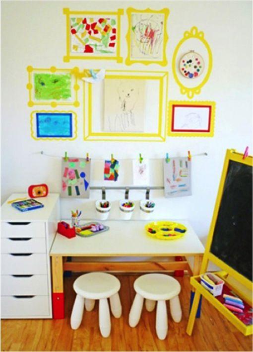 Sabe o que fazer com os desenhos dos seus filhos? - Just Real Moms - Blog para Mães