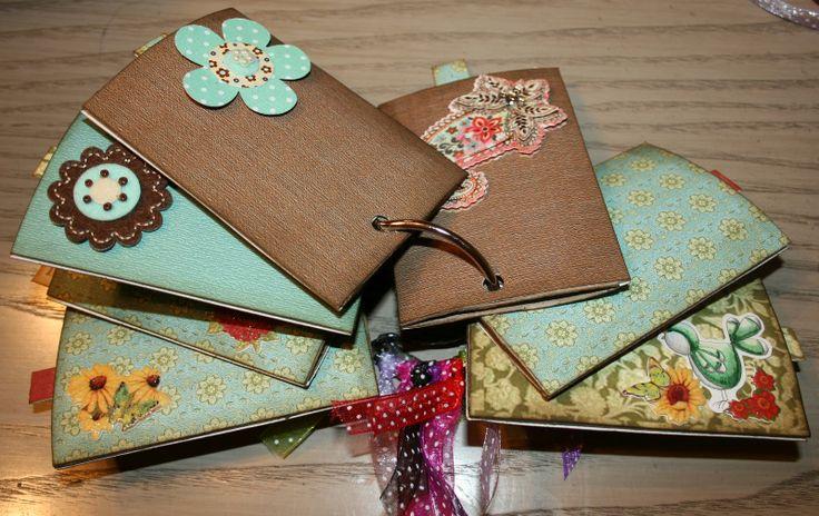 toliet paper mini albums   Toilet Paper Roll Mini Album
