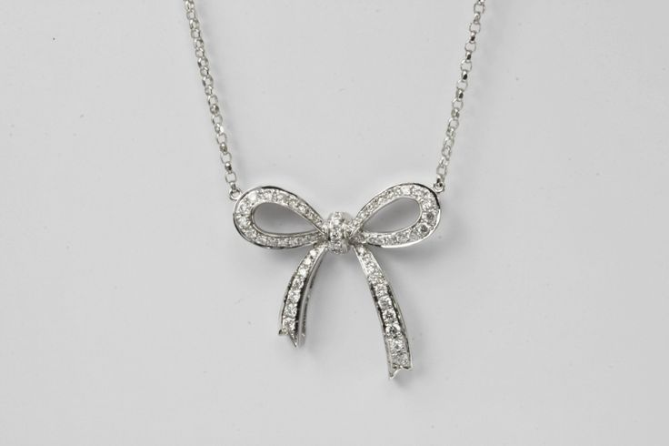 Diamond Bow Pendant #kalfinjewellery #Kalfin #diamonds #diamondrings #diamondpendant #diamond #diamondjewellery #giftidea #followme #love #bestphoto #picoftheday #custommade #jewellers #fashion #fashionista #fashionbloggers #style #stylebloggers #tbt #whitegold #weddingband #gentsring #cbdjewellers #jewellery #collinsst #Melbourne #pendant #couture #luxury #look #cool #like #beauty #amazing #kalfin