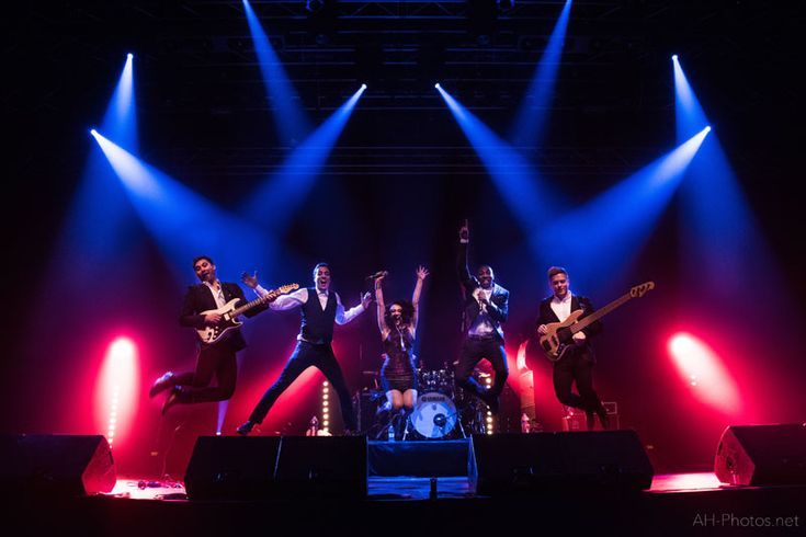 Upbeat - London based party band that specialise in playing the latest chart topping hits, from Labrinth to Lady Gaga - they have it all! Party Band for Hire - Live Wedding Band- Matchbox Music