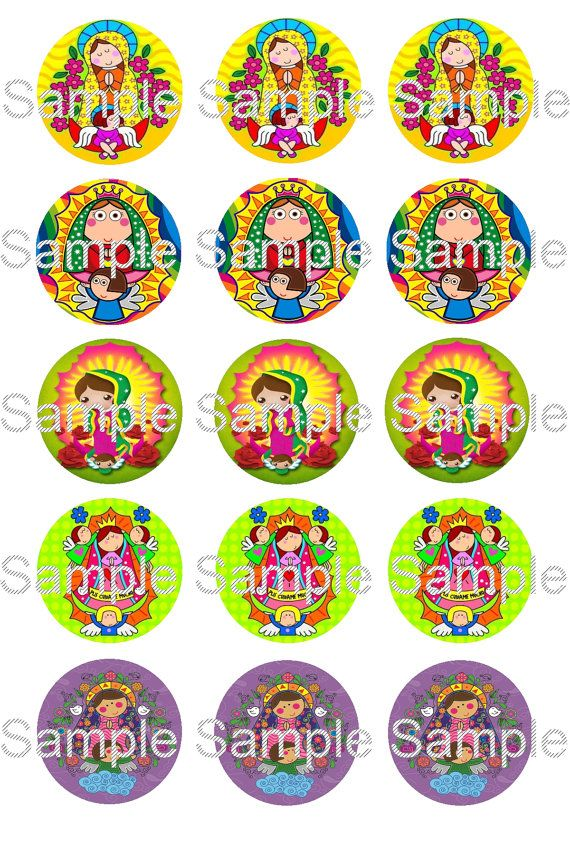 Set of 15 - 1 Pre-cut Bottle Cap Images All images are 1 circles These images are printed on matte photo paper they are not stickers and they have many uses for many creative ideas. READY FOR EPOXY DOT. DO NOT USE WATER BASE PRODUCTS BECAUSE THEY WILL BLEED IMAGES ARE NOT WATER PROOF.  SHIPPING:  Ships via First Class Letter Mail: 4 to 9 Business Days ($0.49) (NO Tracking No. item ships in a Letter Size Envelope) -->Need sooner? Upgrade to:  USPS First Class Parcel Mail: 3 to 6 Business Days…