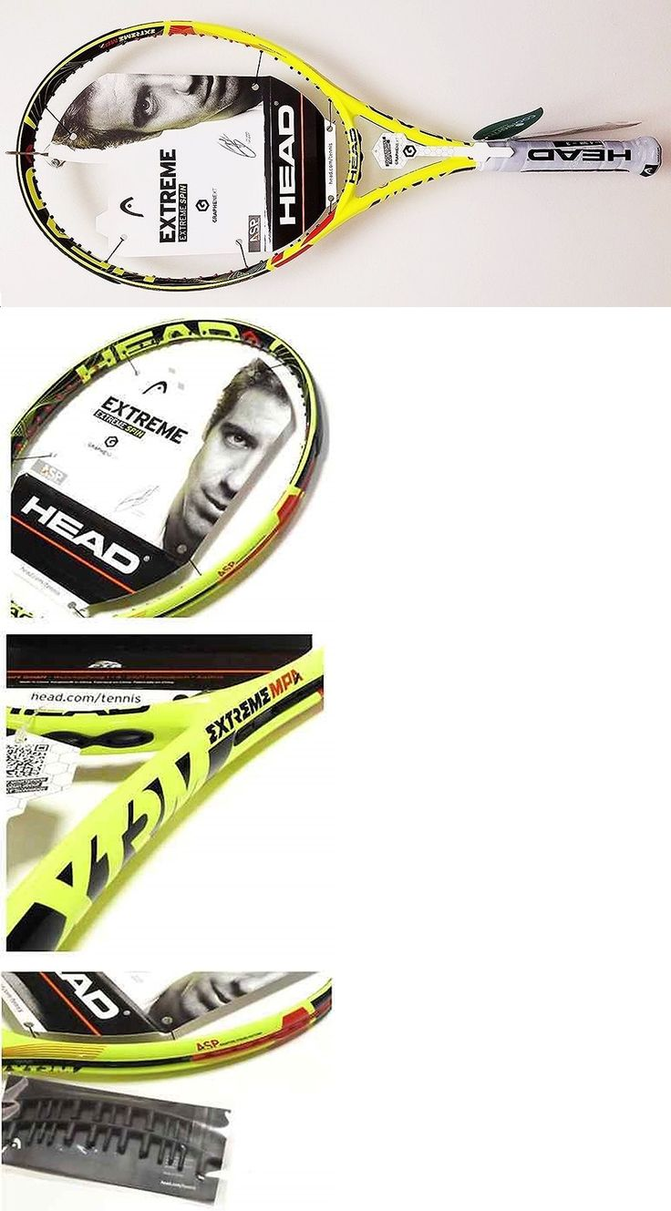 Racquets 20871: New Head Graphene Xt Extreme Mpa 4 3-8 In. Grip And Head Racquet Cover!!!!!!! BUY IT NOW ONLY: $99.95