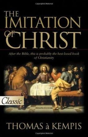 'Imitation Of Christ' by Thomas a Kempis (Author), Harold J. Chadwick (Editor)  #Great #Books #World #Classics #Books #Western #Canon #Religion #Church #Christianity