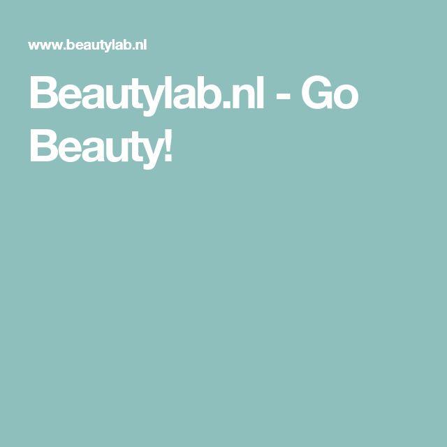 Beautylab.nl - Go Beauty!