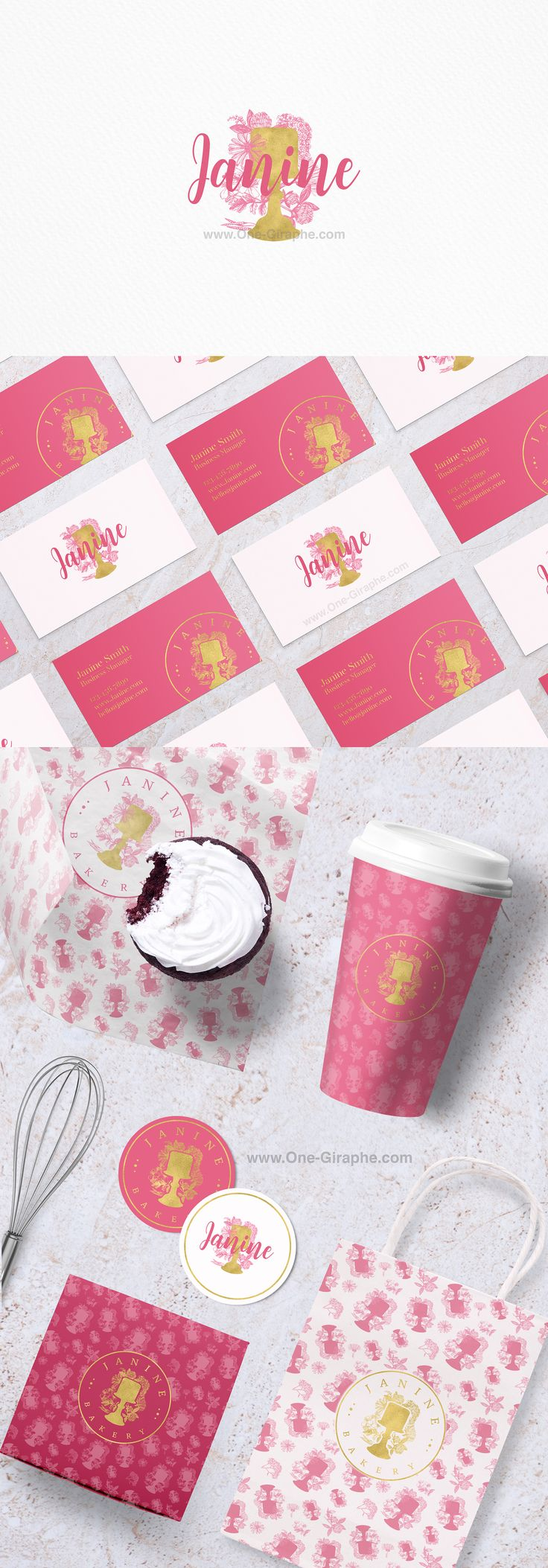 Are you looking for a logo and you're out of time? Customize this logo for your bakery: http://one-giraphe.com/prev.php?c=214  #logo #logostore #brandidentity #logodesign #graphicdesign #designer #bakery #etsy #needlogo #bakery #cake #cupcake #sweet #pink #packaging #designer #logodesign #logodesigner #etsy #behance