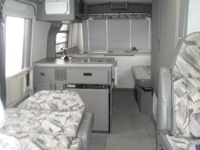 Image detail for -1997 Winnebago RIALTA - Class B | RVWeb.com | Road Trippin' | Pinterest ...
