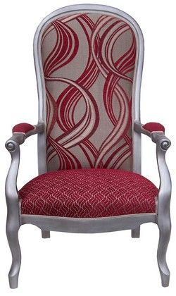 ZOOM Fauteuil Voltaire Promo n°1