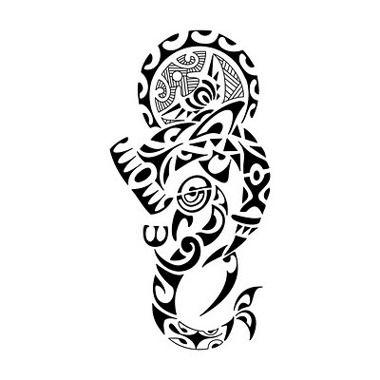 Tatuagem animais Maori - Tatua-me assim - Encontra a tua tatuagen online!