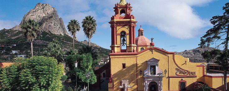 La ciudad de Querétaro, Tequisquiapan, Bernal y Jalpan son cuatro puntos de gran interes para quien viaja por el Estado de Querétaro. ¡Descúbrelos!