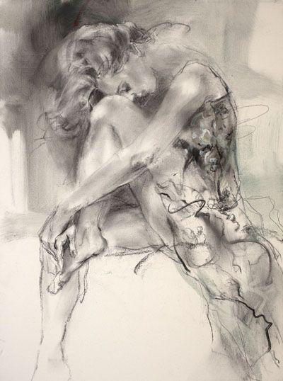 It's Too Soon To Know 2 | Painting by Anna Razumovskaya
