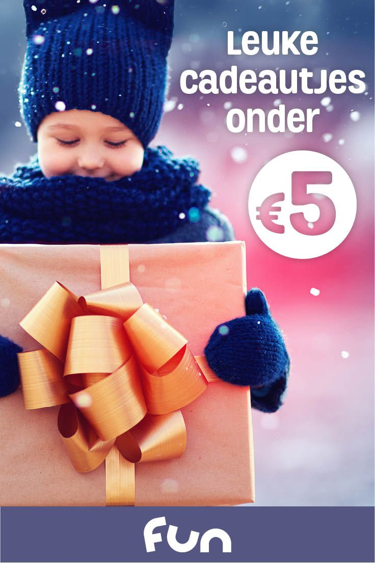 Spiksplinternieuw De leukste cadeautjes onder 5 euro vind je bij Fun! #funbelgium OP-35