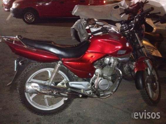 Vendo moto stroms 125 Moto honda stroms 125 Color rojoSoat vence 03  .. http://lima-city.evisos.com.pe/vendo-moto-stroms-125-id-652808