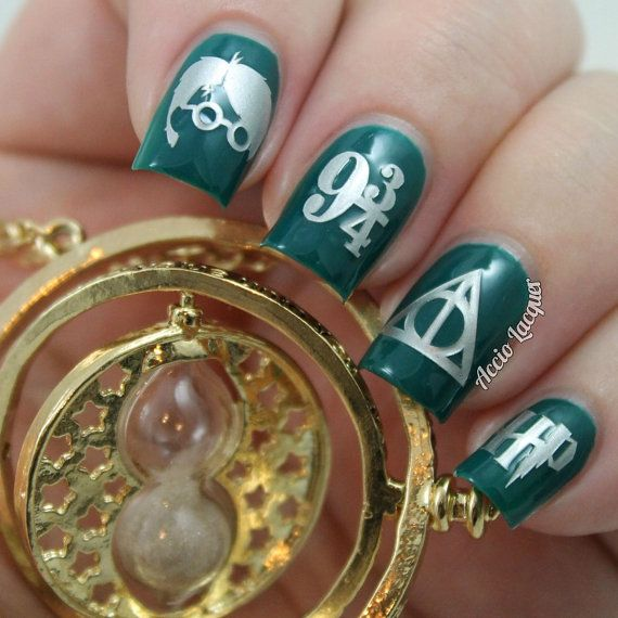 180 best Geeky Beauty images on Pinterest | Boombox, Fire nails and ...