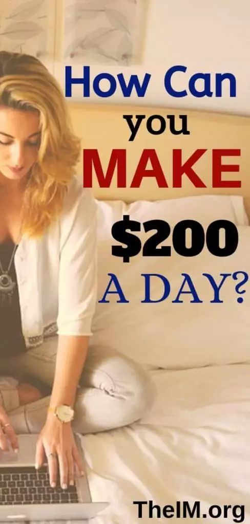 How You Can Make $200 Per Day? – Money Stuff!!!